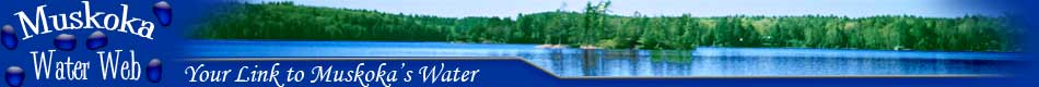 Muskoka Water Web Banner:link to Home Page